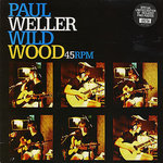 WELLER, PAUL - Wild Wood - 10'' + P/S (VG+/VG+) (M)