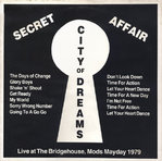 SECRET AFFAIR - City Of Dreams - LP (EX/VG - PLEASE READ BELOW) (M)