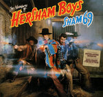 SHAM 69 - The Adventures Of Hersham Boys - DLP (FAIR/VG-) (P)