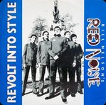 BILL NELSON'S RED NOISE - Revolt Into Style 12'' + P/S (VG/EX) (P)
