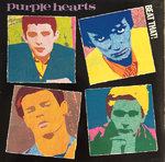 PURPLE HEARTS, THE - Beat That! - LP (VG/VG+) (M)
