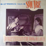 SQUIRE - Every Trick (In The Book Of Love) - 12'' + P/S (EX-/EX) (M)