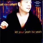 "UB40 / ALI CAMPBELL -  Let Your Yeah Be Yeah EP 10"" + P/S (VG+/VG+) (M)"
