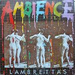 LAMBRETTAS, THE - Ambience - LP (VG+/EX-) (M)