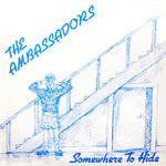 AMBASSADORS, THE - Somewhere To Hide LP (EX-/EX) (M)