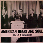 V/A - American Heart And Soul - LP (VG+/EX-) (M)