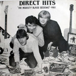 "DIRECT HITS, THE - The Modesty Blaise Sessions 1982 - E.P 12"" + P/S (VG+/EX) (M)"