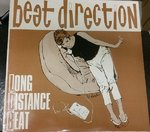 BEAT DIRECTION, THE - Long Distance Beat Mini LP (EX/VG) (M)