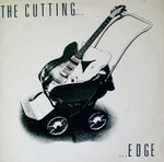 V/A - The Cutting... Edge - LP (EX-/EX-) (M)