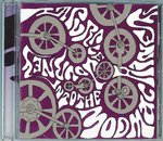 DOLLY ROCKER MOVEMENT, THE - A Purple Journey Into The Mod Machine CD (VG+) (M)