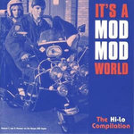 V/A - It's A Mod Mod World - CD (VG+) (M)