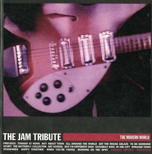 V/A - THE JAM TRIBUTE - The Modern World DOWNLOAD