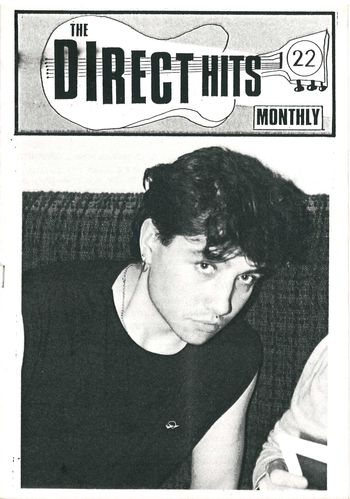 DIRECT HITS - Issue 22 FANZINE (EX) (D1)