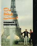 STYLE COUNCIL, THE - Council Meetings PROGRAM (VG) (D1)