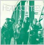 "HEADCOATEES, THEE - Davey Crockett (YELLOW VINYL) 7"" + P/S (EX-/EX) (M)"