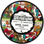 "HEADCOATEES, THEE - Santa Claus (PICTURE DISC) 7"" (-/EX) (M)"