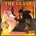 "CLASH, THE - Rock The Casbah 7"" + P/S (VG/EX) (P)"