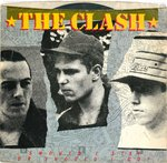"CLASH, THE - Should I Stay or Should I Go? - 7"" (+ US P/S) (VG/VG) (P)"