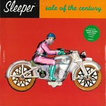 "SLEEPER - Sale Of The Century (GREEN VINYL) - 7"" + P/S (EX/EX) (M)"