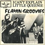 "FLAMIN' GROOVIES, THE - I Can't Explain 7"" + P/S (VG+/VG+) (M)"