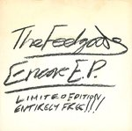 "DR. FEELGOOD - Encore E.P - 7"" + P/S (EX-/EX) (P)"