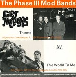 "V/A - The Phase III Mod Bands (PHZ-6) EP - 7"" + P/S (EX/EX) (M)"