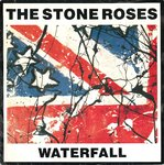 "STONE ROSES, THE - Waterfall - 7"" + P/S (VG+/VG) (M)"