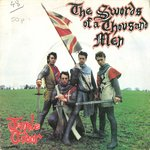 "TENPOLE TUDOR - The Swords Of A Thousand Men - 7"" + P/S (VG/VG) (P)"