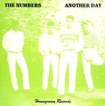 "NUMBERS, THE - Another Day EP - 7"" + P/S (EX/EX) (M)"