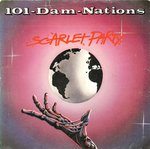 "SCARLET PARTY - 101-Dam-Nations -7"" + P/S (VG+/EX) (M)"