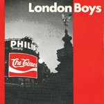 "TIMES, THE - London Boys - 7"" + P/S (EX-/VG+) (M)"