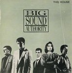 "BIG SOUND AUTHORITY, THE - This House - Double 7"" (+ GATEFOLD P/S) (VG/VG+) (M)"