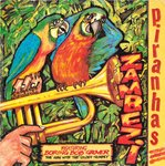 "PIRANHAS, THE - Zambezi - 7"" + P/S (VG/VG) (M)"
