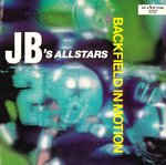 "JB's ALLSTARS - Backfield In Motion - 7"" + P/S (EX/EX) (Ska)"