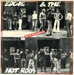 "EDDIE AND THE HOT RODS - Live At The Marquee EP - 7"" + P/S (EX-/EX) (P)"