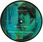 "POP, IGGY - Five Foot One / Pretty Flamingo (PICTURE DISC) - 7"" (-/EX) (P)"