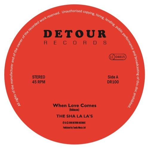 SHA LA LA'S, THE - When Love Comes DOWNLOAD