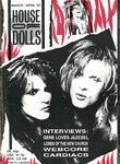 House of Dolls - March-April 1987 - MAGAZINE (EX) (D1)