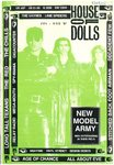 House of Dolls - July-August 1987 - MAGAZINE (EX) (D1)