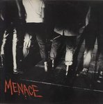 "MENACE - Screwed UP 12"" + P/S (EX-/EX) (P)"