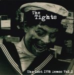 "TIGHTS, THE - The Lost 1978 Demos #2 7"" + P/S (NEW) (P)"