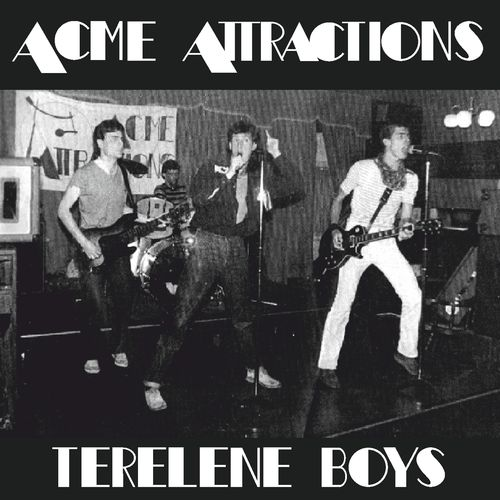 ACME ATTRACTIONS - Terelene Boys CD (NEW)
