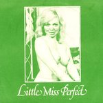"DEMON PREACHER - Little Miss Perfect 7"" + P/S (VG+/EX) (P)"