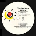 "POGUES, THE - Fiesta 7"" (-/EX) (P)"