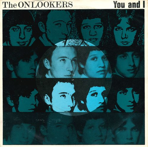 "ONLOOKERS, THE - You & I 7"" + P/S (VG+/EX) (M)"