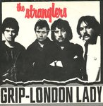 "STRANGLERS, THE - (Get A) Grip (On Yourself) 7"" + P/S (VG+/EX) (P)"