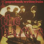 BEATLES, THE - Paperback Writer (+ FRENCH P/S) (EX/EX) (M)