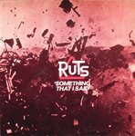 "RUTS, THE - Something That You Said 7"" (+ PORTUGUESE P/S) (EX/EX) (P)"