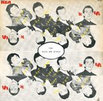 "V.I.P.'S, THE - Things Aren't What They Used To Be 7"" (+ PORTUGUESE P/S) (EX/EX) (M)"