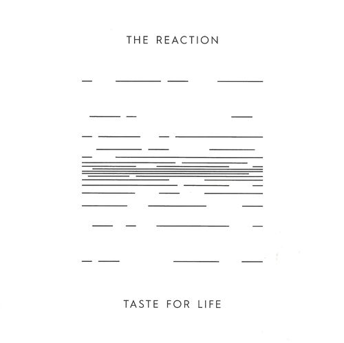"REACTION, THE - Hard Rain In The City 7"" + P/S (NEW) (M)"